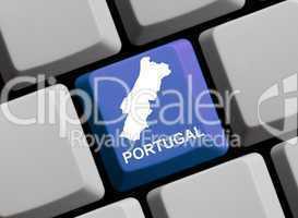 Portugal im Internet
