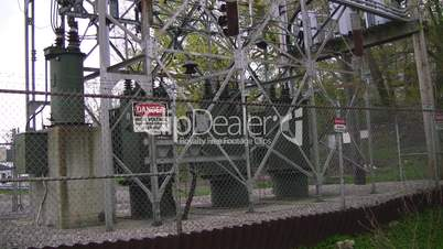 High voltage electrical
