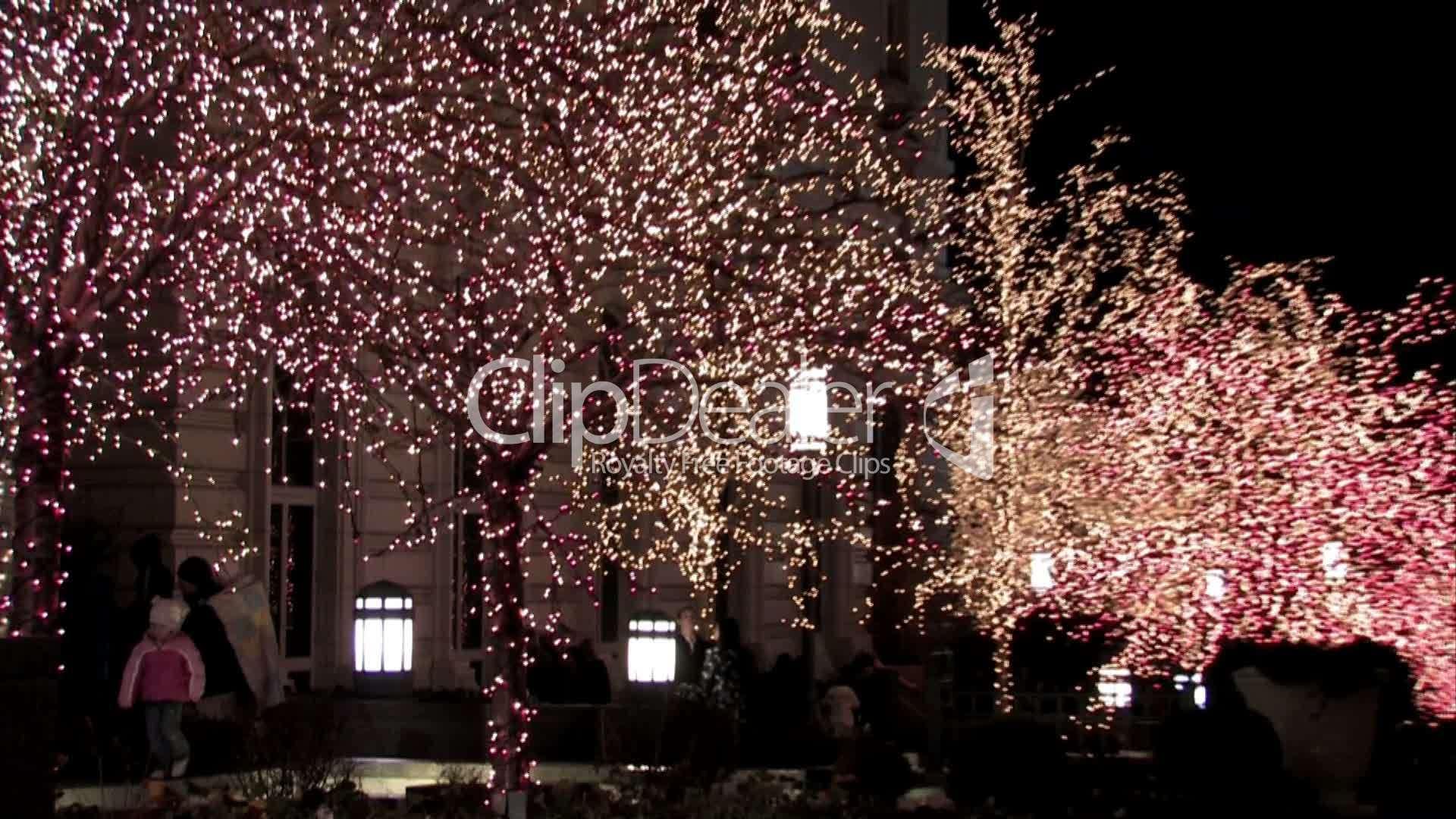 Weihnachtsbeleuchtung - Mormon Temple: Vídeos de archivo y clips ...