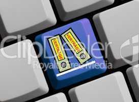 Rund um Online Verträge