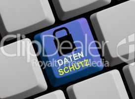 Datenschutz online