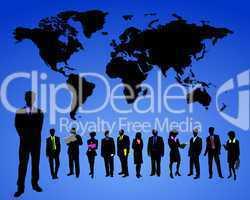 Globale Geschäfte