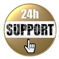 Button 24h Support