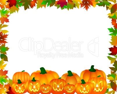 Halloween Hintergrund Rahmen: Lizenzfreie Bilder und Fotos
