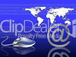 eMail Hintergrund
