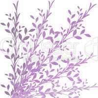 abstrakte Zweige