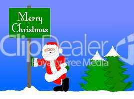 Weihnachtshintergrund englisch