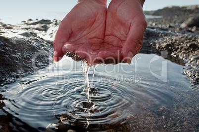 Frisches Wasser