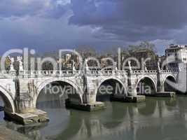 Rom, Ponte Sant'Angelo