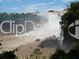 Iguacu Wasserfälle Arg05