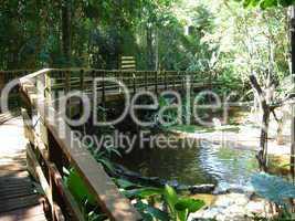 Vogelpark Brasilien Parkanlage