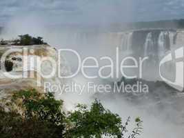 Iguacu Wasserfälle Bra04