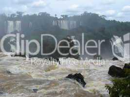 Iguacu Wasserfälle Bra07