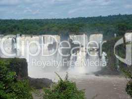 Iguacu Wasserfälle Bra11