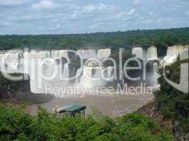 Iguacu Wasserfälle Bra12