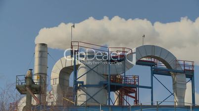steam stack industry