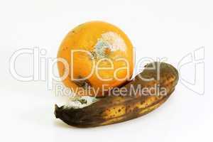 Gammeliges Obst