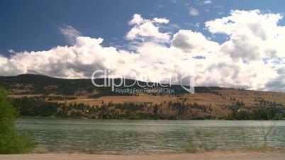 drive okanagan lake