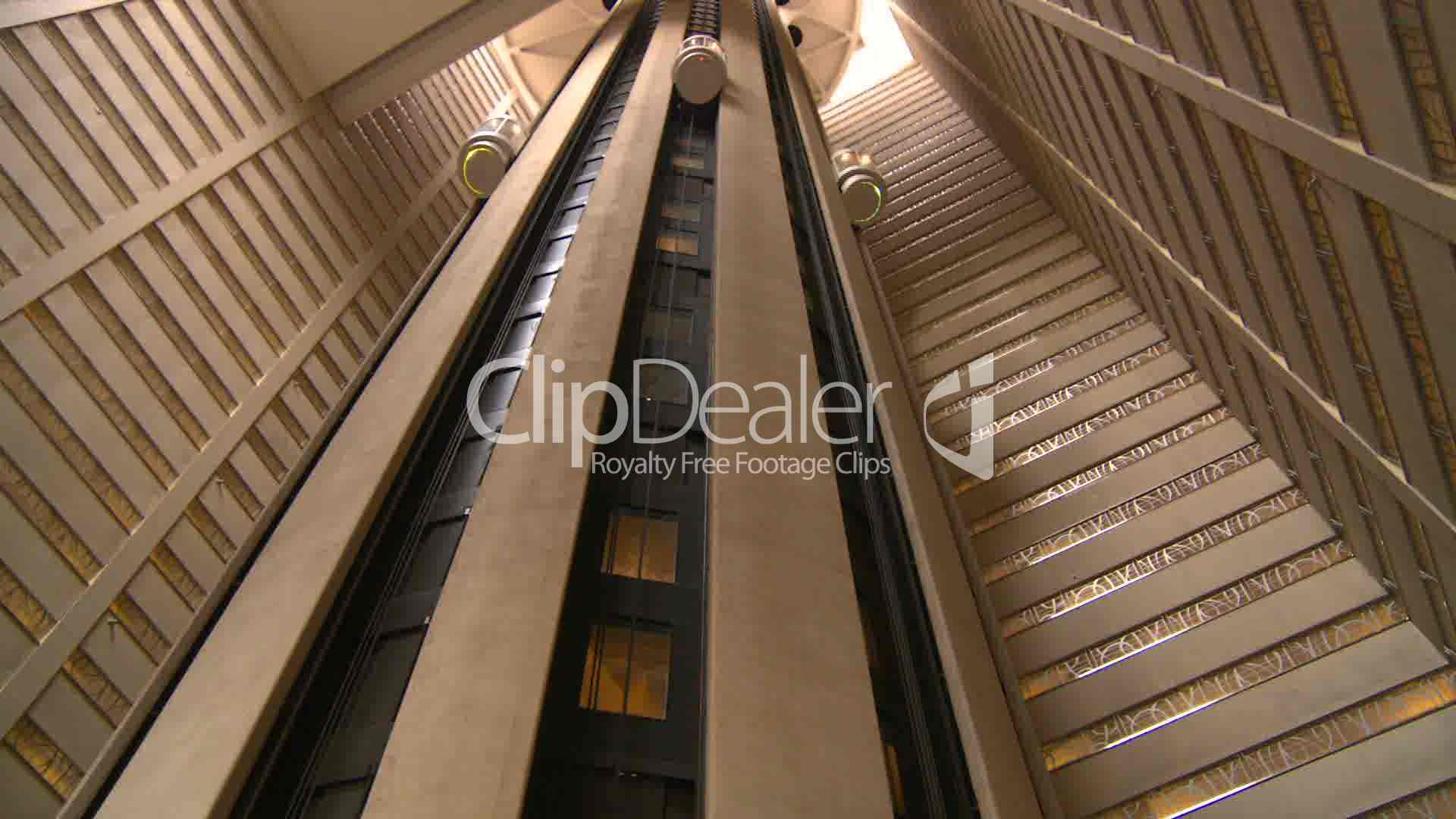 Indoor glass elevators royalty free video and stock footage for Indoor elevator