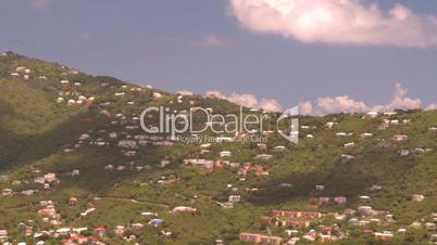 StThomas hillside