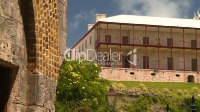 Bermuda old fort