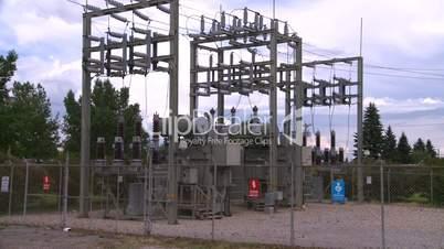 elec substation