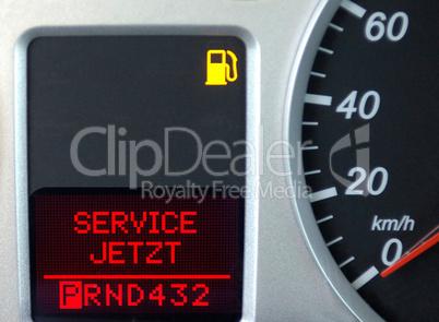 Service jetzt