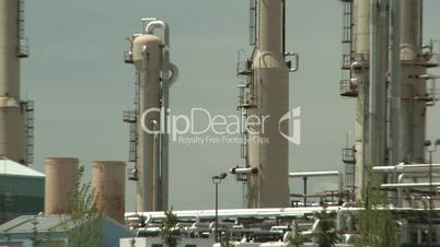 gas plant Z