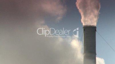 Smoke stacks winter CK filter