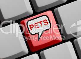 Alles über Haustiere online