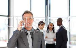 businessman on phone 3