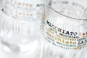 Latte Macchiato-Gläser