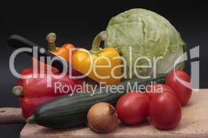 Gemüseauswahl