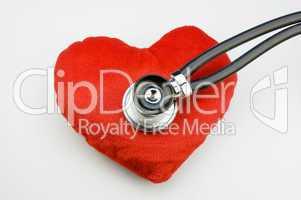 Herzuntersuchung