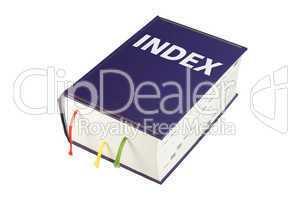 Buch Index