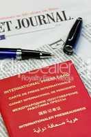 Internationaler Presseausweis