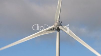 Wind turbine detail