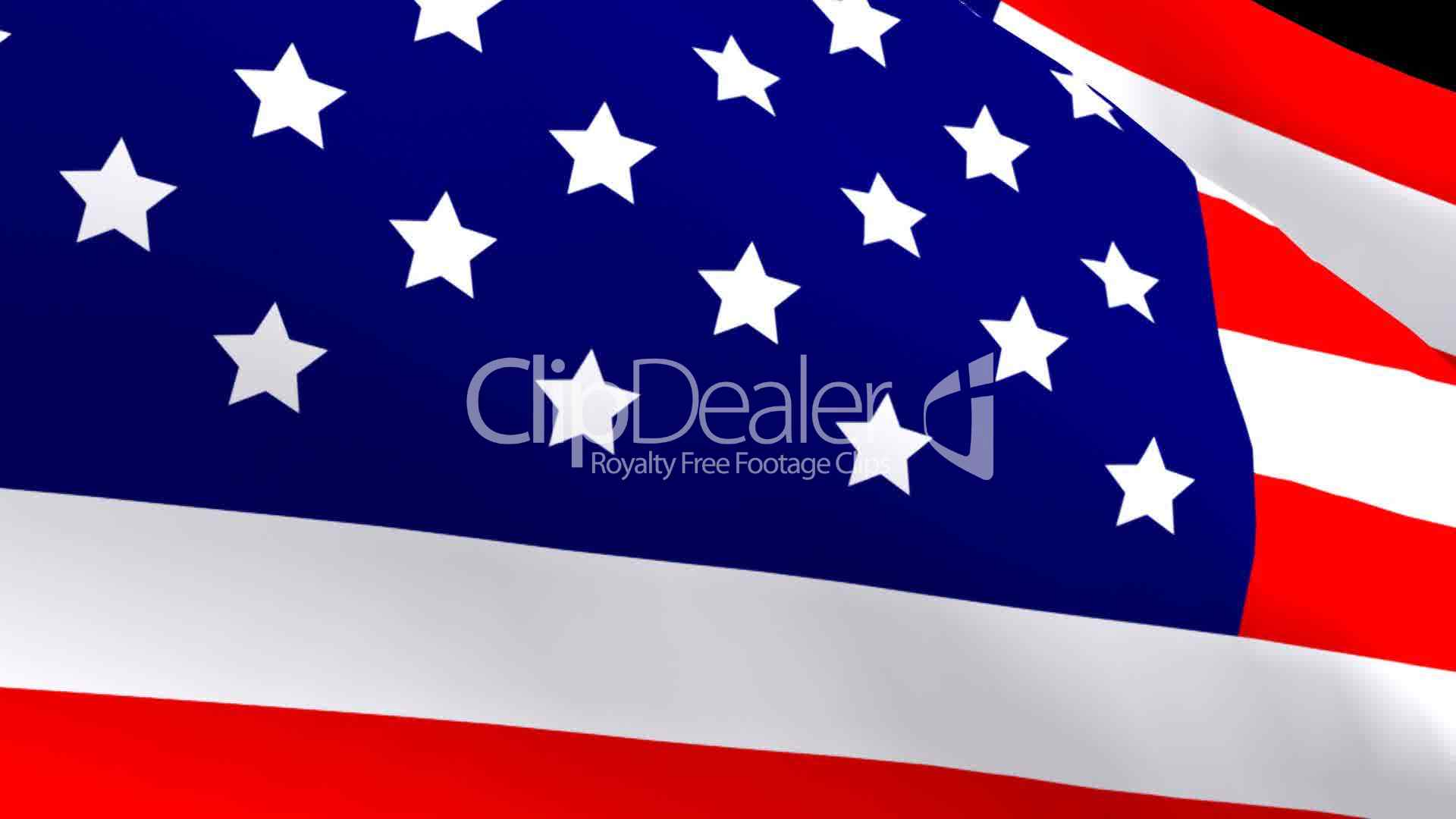 Flagge Der Usa Royalty Free Video And Stock Footage