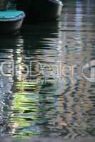 Boote in Venedig