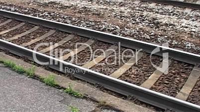 Gleis Detail Schwenk