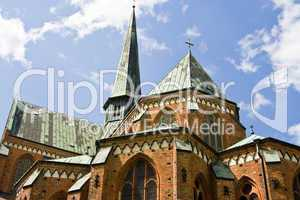 Münster in Bad Doberan, Deutschland, Bad Doberan Minster, German