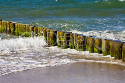 Meer und Wellen, sea and waves