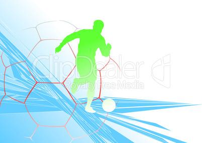 Fußball-Background 2