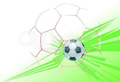 Fußball-Background 4