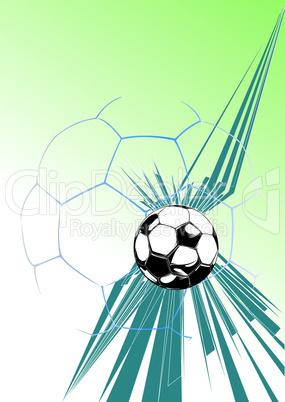 Fußball-Background 5