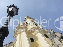 Kirche ausschnitt
