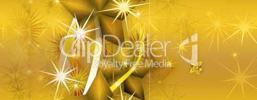 Weihnachtliche Vorlage