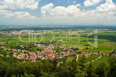 Rheinebene, Rhine Valley