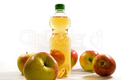 Apfelgetränk