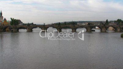 Kalsbrücke total am Morgen